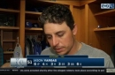 Vargas: 'I wasn't wasting pitches'