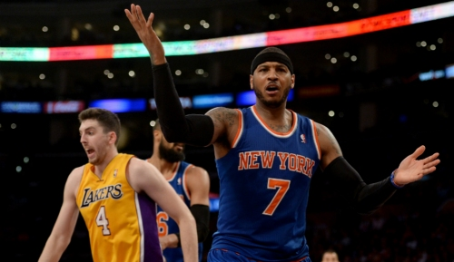 L.A. Lakers Rumors: Is Carmelo Anthony A Bad Fit For Lakers? Latest Trade & Draft Pick Rumors