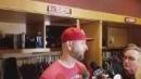 Reds RHP Feldman on nine-strikeout game