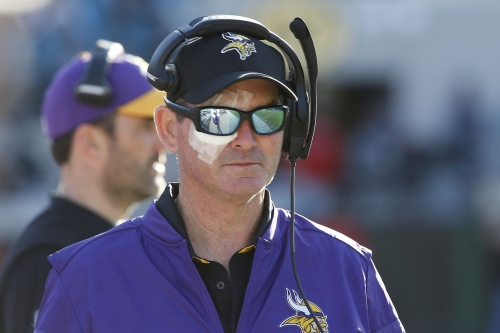 Mike Zimmer To Miss OTAs Following Eighth Eye Surgery