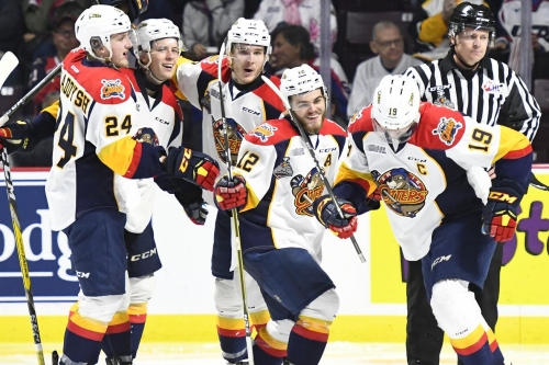 Prospect Report: Erie Otters Dominate in Game 2 With Record-Breaking Win Over Saint John