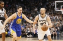 Golden State at San Antonio, Final Score: Curtain falls on the season as Warriors beat Spurs 129-115