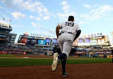 Need (BIG) sneakers? Yankees' Aaron Judge has lots of extras