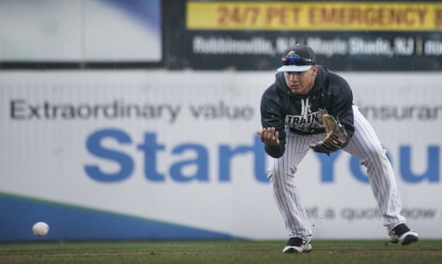 Is Gleyber Torres, now in Triple-A, Yankees' third baseman of (near?) future?