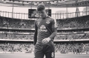 What is Ross Barkley telling Everton fans with online picture?