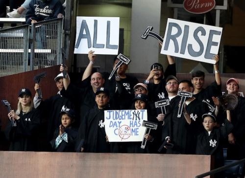 What Yankees' Aaron Judge thinks of The Judge's Chambers, Yankee Stadium new addition