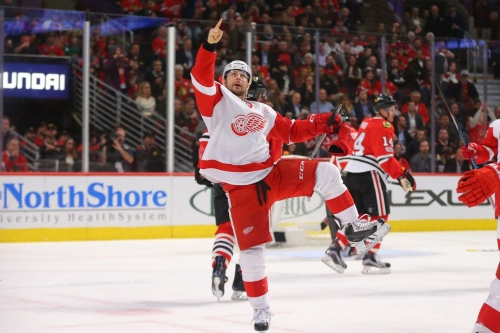 Point-Counterpoint: Tomas Tatar, Drafting a Forward and Kevin Shattenkirk
