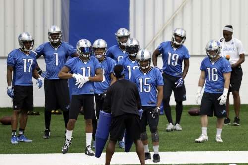 Tuesday open thread: What player are you most eager to follow during Lions OTAs?
