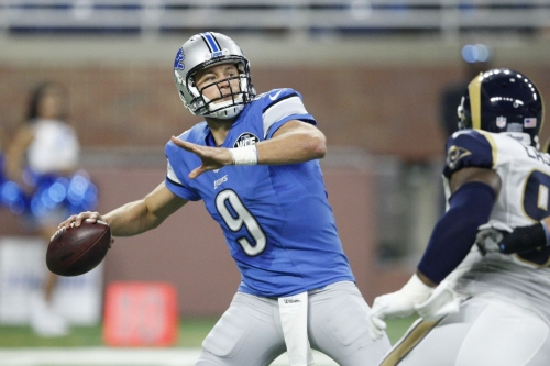 Lions notes: How accurate of a deep ball passer is Matthew Stafford?