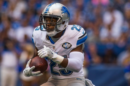 Peter King: Theo Riddick should get the bulk of carries for Lions in 2017