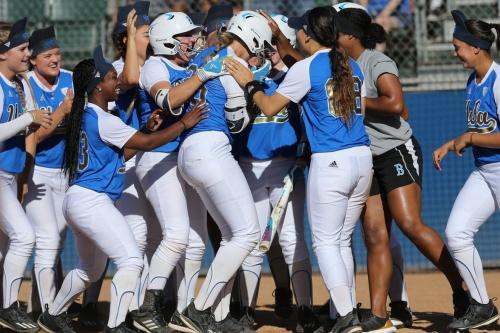 Bruin Bites: UCLA Softball Wins LA Regional; Will Host Super Regionals