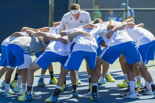 UCLA Bruins Take on Georgia Bulldogs in NCAA Quarterfinals