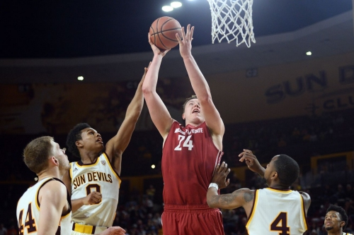Josh Hawkinson set to attend Los Angeles Lakers pre-draft workout