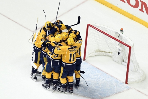 Tuesday's Coyotes Tracks - Predators Advance to Final