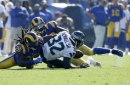 Mark Barron moving again in Los Angeles Rams' defense
