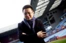 Aston Villa owner Tony Xia in hospital recovering from heart surgery