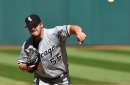 This time, Carlos Rodon takes questions