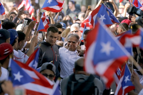 Yankees, JetBlue join list of those boycotting the Puerto Rican Day Parade