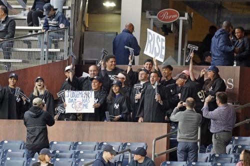 Introducing 'Judge's Chambers,' Aaron's piece of Yankee Stadium
