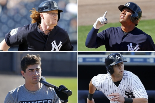 The Yankees' stud prospects are all in line — but for what?