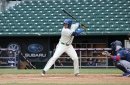 Rockies prospect Dillon Thomas hits four doubles as Yard Goats win sixth in a row