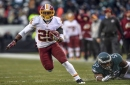 Redskins' Chris Thompson out to prove he's more than a third-down specialist