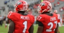 UGA post-spring depth chart: Nick Chubb and Sony Michel offer something unusual in 2017