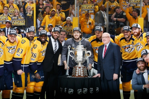2017 Stanley Cup Playoffs: Game Recap, Preview, How to Watch, Schedule and Day 37 Open Thread
