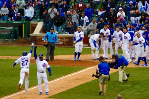 Cubs Song: 'Coming Back to Wrigley'