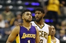 Lakers News: D'Angelo Russell and Paul George are already teammates... in endorsing New Era Caps