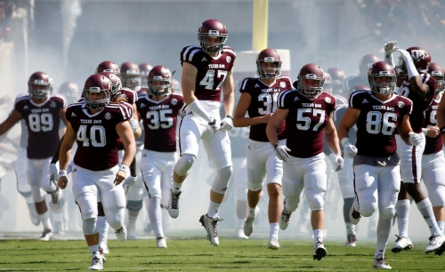 Here are the million-dollar paydays two Texas A&M football opponents are receiving this fall