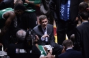 """Al Horford on Stevens' Game 3 ATOs: """"We didn't even know what was coming."""""""