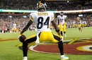 NFL eases up on celebration rules, but Antonio Brown's twerking still taboo