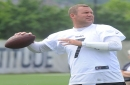 Ben Roethlisberger questions Le'Veon Bell's absence from OTAs