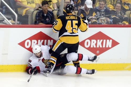 Game 5 loss just a small setback for Ottawa Senators