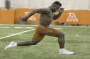 Former Texas receiver Daje Johnson heading to Canada to further career