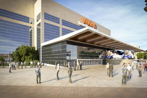 Vivint Arena will unveil new video of upcoming changes at 2PM MST today