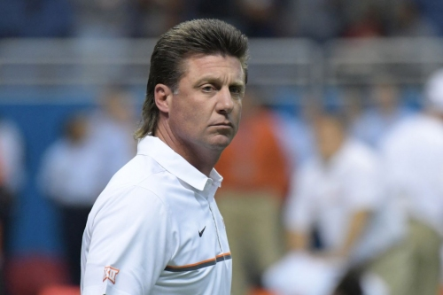 Oklahoma Sooners Football - POLL: Do you respect Mike Gundy's mullet game?