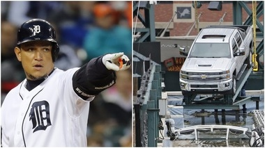'Diesel Brothers' to 'trick out' Miguel Cabrera's truck on Discovery Channel