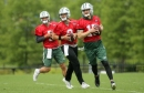 Christian Hackenberg, Bryce Petty, Josh McCown will get equal 1st-team reps at Jets OTAs