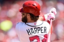 Washington Nationals' lineup for series opener with Seattle Mariners + Dusty Baker on Nats' offense...