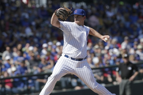 Cubs Roster Move: Zac Rosscup Back To Iowa