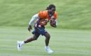 Jamaal Charles, Matt Paradis won't fully practice until training camp