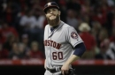 Fantasy Baseball Injury Report: Keuchel on DL with pinched nerve
