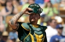 Oakland A's prospect watch: Bruce Maxwell injured, Matt Olson too hot to ignore