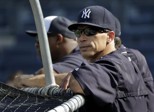 Yankees Insider: Joe Girardi talks stadium security