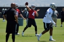 Raiders continue laying the groundwork during OTA practices