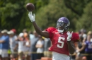 Vikings tout rehabbing Bridgewater's practice participation The Associated Press