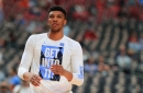 North Carolina's Tony Bradley reportedly leaning toward staying in NBA Draft