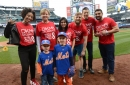 Mets raise blood cancer awareness, honor heroic donors